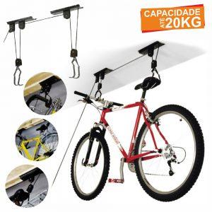 Suporte Bicicleta P/ Tecto - (SBT01)