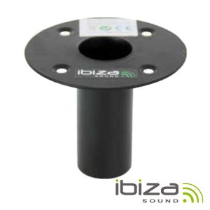 Suporte Base P/ Coluna Metal 35mm IBIZA - (STH03)