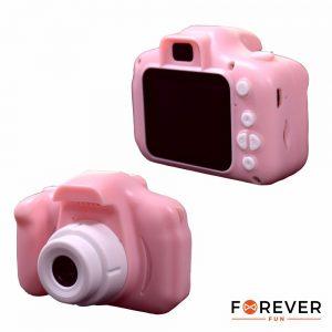 Câmara Digital Rosa P/ Crianças FOREVER - (SKC-100PK)