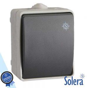 Comutador Estanque De Superfície Vde Ip54 SOLERA - (SLR-3303)