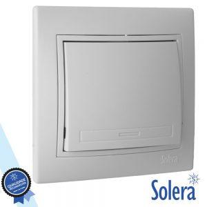 Interruptor Parede Encastrar 10a 250v SOLERA - (SLR-ERP02U)