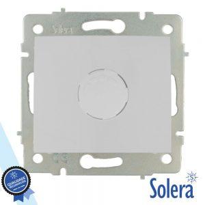 Regulador De Luz Interior Parede Branco 800W SOLERA - (SLR-ERP31/08)