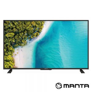 """Smart TV DLED 50"""" Ultra HD 2USB 5 HDMI Android 9.0 MANTA - (50LUA120S)"""