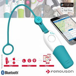Localizador Bluetooth C/ Apito Gps E App Ferguson - (SMART WHISTLE BL)