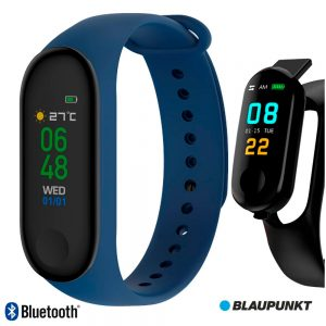 Smartband Multifunções Monitor Cardíaco BT V4.0 Android Ios - (BLP5220.116)