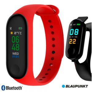 Smartband Multifunções Monitor Cardíaco BT V4.0 Android Ios - (BLP5220.141)