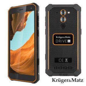 "Telemóvel Smartphone 5.5"" MT6761 2.0ghz IPS 3/32GB 18:9 - (KM0481)"