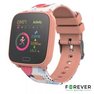 SmartWatch Multifunções P/ Android iOS IGO FOREVER - (JW-100OR)