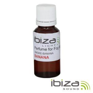 Fragrância P/ Máquina Fumos Banana Concentrado IBIZA - (SMOKE-BANANA)
