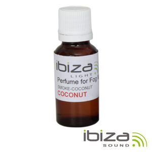 Fragrância P/ Máquina Fumos Coco Concentrado IBIZA - (SMOKE-COCONUT)