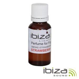 Fragrância P/ Máquina Fumos Morango Concentrado IBIZA - (SMOKE-SBERRY)