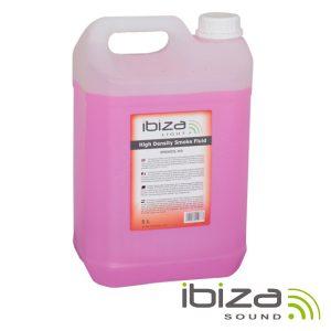 Líquido De Fumos Alta Densidade 5l IBIZA - (SMOKE5L-HD)