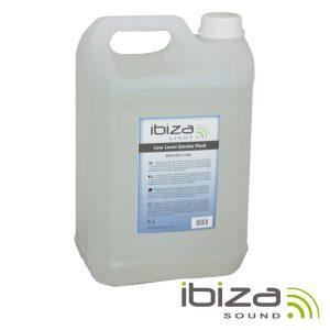 Líquido De Fumos Baixa Densidade 5l IBIZA - (SMOKE5L-LOW)