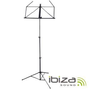 Suporte P/ Pautas Musicais 68-145cm IBIZA - (SMU001)