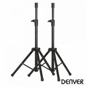 Conjunto 2 Suportes P/ Colunas C/ Bolsa 1.4m 30kg DENVER - (SPA-10)