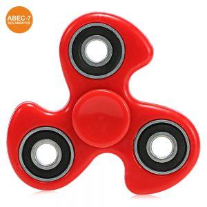 Fidget Spinner Vermelho Abec-7 - (SPINNER01)