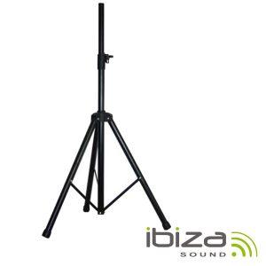 Suporte P/ Colunas Preto 1.8m 30kg IBIZA - (SS03)