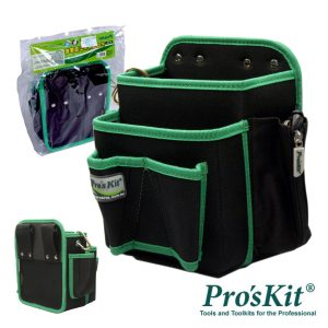 Bolsa De Cintura P/ Ferramentas Poliéster PROSKIT - (ST-5102)