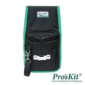 Bolsa De Cintura P/ Ferramentas Poliéster PROSKIT - (ST-5208)