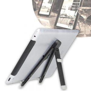 Suporte P/ Tablets E Ipad Tipo Moldura Ajustável - (STAND117)