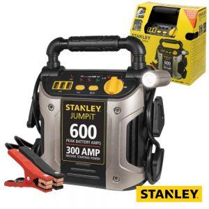 Arrancador De Baterias Auto 600A STANLEY - (STJS17009)