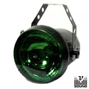 Estroboscópio Profissional 75W Verde VSOUND - (VSTROBE75GREEN)
