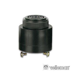 Besouro Não Polarizado 60-220v Ligação Por Parafuso VELLEMAN - (SV15)