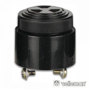 Besouro C/ Controlador De Volume 3-24Vdc  VELLEMAN - (SV18/C)