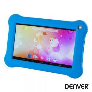 "Tablet 7"" 8GB ROM 1GB RAM Android 8.1 Kido z DENVER - (TAQ-70262KBLUEMK2)"