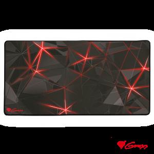 Tapete P/ Rato Gaming CARBON 500 MAXI FLASH GENESIS - (NPG-1282)