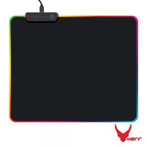 Tapete P/ Rato Gamers 30x25 LEDS Edge VARR - (OVMPLB)