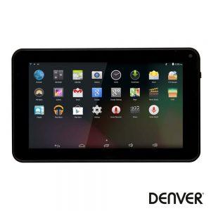 """Tablet 7"""" Quad Core Android 8.1 8GB SD Bat 2400mAh DENVER - (TAQ-70332PT)"""