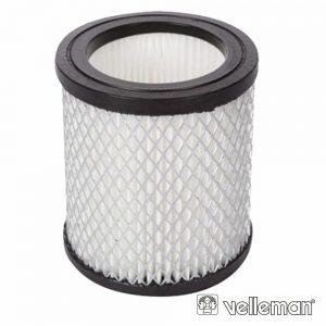 Filtro Hepa 11cm P/ Aspirador Cinzas Tc90700 VELLEMAN - (TC90710)