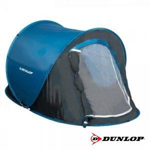 Tenda Campismo P/ 2 Pessoas 255x155x95 Dunlop - (DUN931)