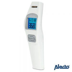 Termómetro Digital Infravermelhos Sem Contacto ALECTO - (BC-37)