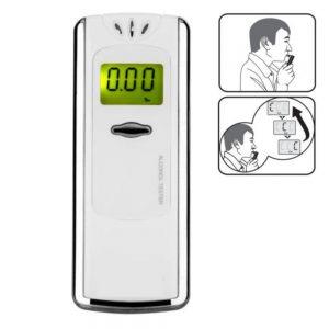Testador De Álcool C/ Visor Lcd - (ALCOOLTESTER567)