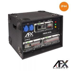 Tomada Elétrica C/ 18 Saídas Interruptor Proteção AFXLIGHT - (PBOX-63A)