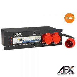 Tomada Elétrica C/ 9 Saídas E Proteção AFXLIGHT - (PBOX-M32)