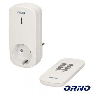 Tomada Elétrica C/ Comando S/ Fios ORNO - (OR-GB-420(GS))
