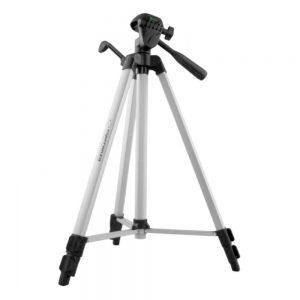 Tripé P/ Máquina Fotográfica/Filmar Em Alumínio - (EF110)