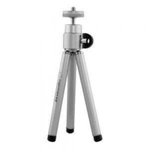 Tripé P/ Máquina Fotográfica/Filmar Em Alumínio - (EF106)
