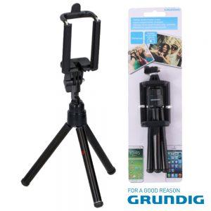 Tripé Universal P/ Smartphone Grundig - (07176)