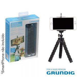 Tripé Universal P/ Smartphone Grundig - (12888)