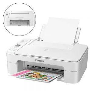 Impressora Multifunções Canon Pixma TS3151 WiFi - (TS3151WH)