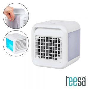 Mini Climatizador Portátil TEESA - (TSA8041)