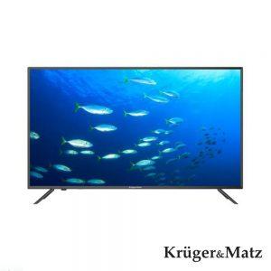 """Tv Led 40"""" FullHD 2HDMI Usb Dvb-T2 8W KrugerMatz - (KM0240FHD)"""