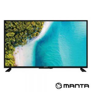 """TV LED 43"""" FULL HD 3 HDMI USB Dvb-T/C MANTA - (43LFN120D)"""