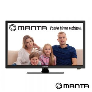 "TV LED 22"" FHD HDMI USB Colunas 2X3W 220V/12V MANTA - (22LFN120D)"