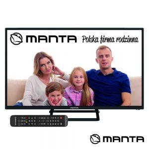 "Smart TV DLED 40"" Full HD USB 3 HDMI Android MANTA - (40LFA29E)"