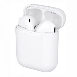 Auriculares Earbuds TWS Bluetooth Branco - (TWS-I12WH)
